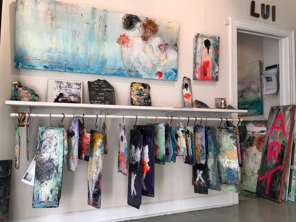 Galleri & Atelier Art-Lui - Copenhagen