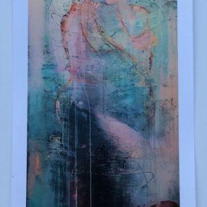 Kærlighedens Planet 60x30 Art print