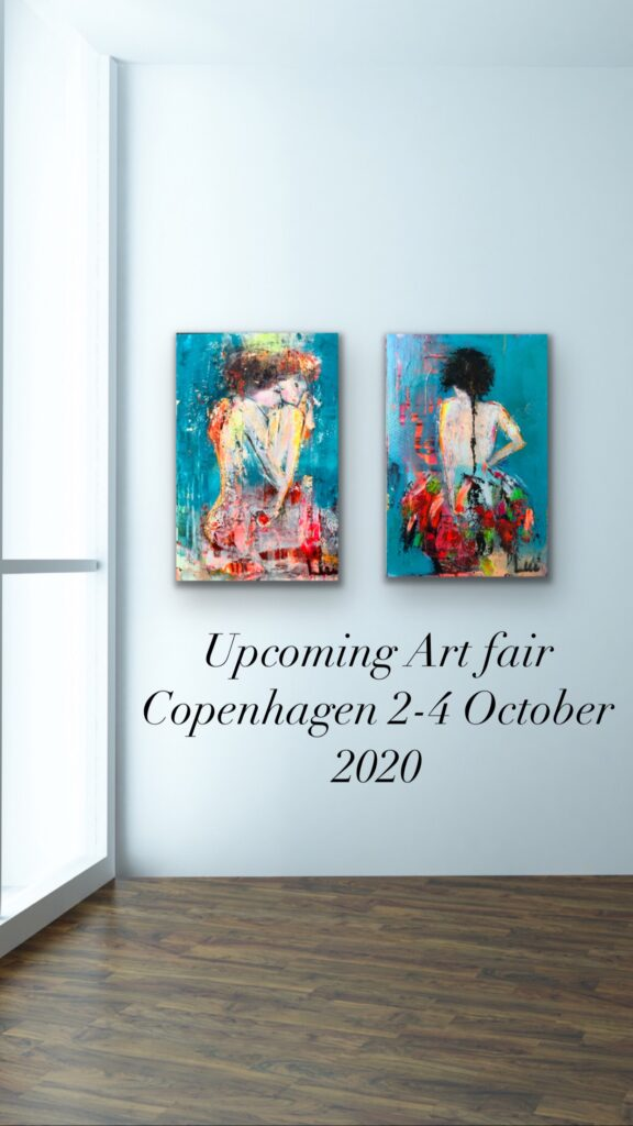 Copenhagen Art-fair OCT 2-4 -2020